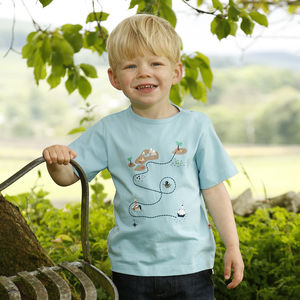 Treasure Map T Shirt - clothing