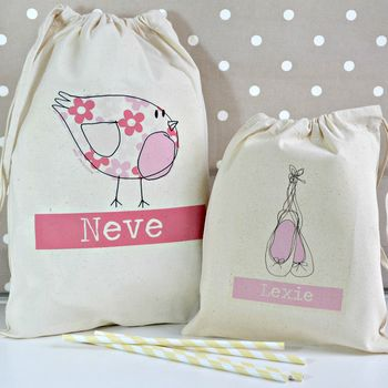 Personalised Party Bags Various Designs