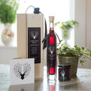 Flavoured Gin And Gin Soused Berries Luxury Gift Hamper