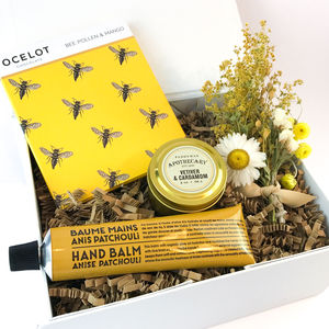 Chocolate And Beauty Treats Gift Box - gift sets