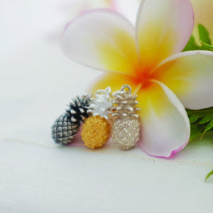 Pineapple Charm - charm jewellery