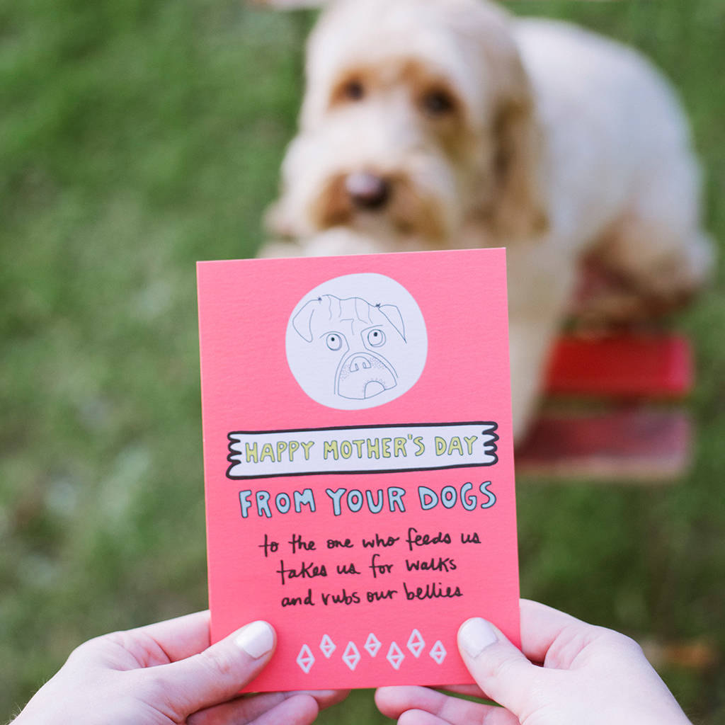 Were Sorry Happy Mothers Day From Your Dogs Card Is No Longer Available