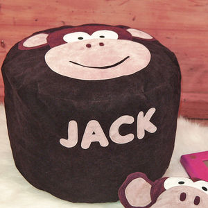 Animal Character Bean Bag - soft furnishings & accessories