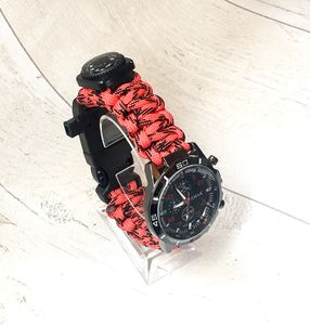 Survival Watch - new in jewellery