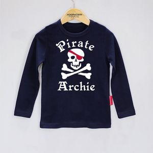 Personalised 'Pirate' T Shirt