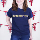 Royal Wedding '#Harkle2018' T Shirt