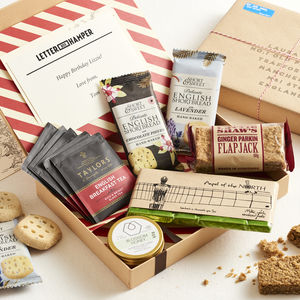 Best Of The North Letter Box Hamper - off to university
