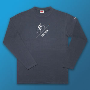 Men's Ventoux Long Sleeve T Shirt - t-shirts & vests
