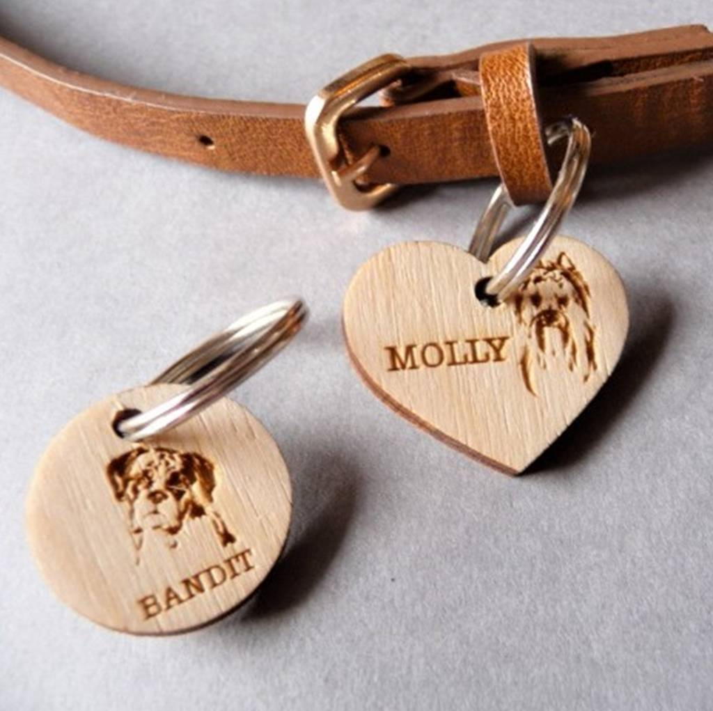 Personalised Dog ID Tags