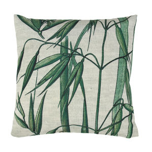 Bamboo Leaves Cushion - view all new