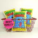 Novelty Monster Crisps Cushion
