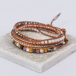 At Dusk Wrap Bracelet - view all free delivery