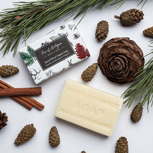 Spiced Woods Organic Soap