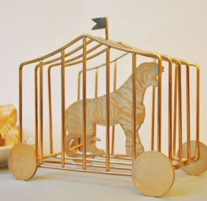Tiger In A Cage Toast Rack - toast racks