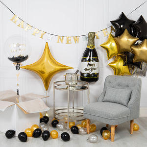 Inflated Glitz And Glam Nye Party Package