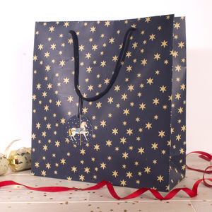 Carousel Medium Gift Bag - gift bags & boxes