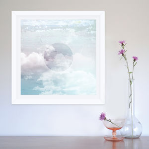 Limited Edition 'Luna' Photographic Print