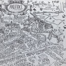 Map Of Arundel Signed Print