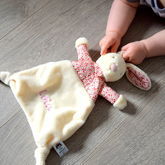 Personalised Petal Bunny Comforter Blanket - toys & games