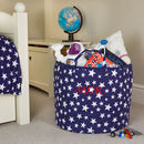 Star Design Toy Storage Basket Range