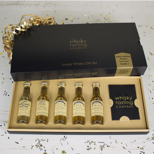 Personalised Whisky Gift Set