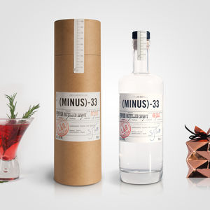 Minus 33 Gin Gift Pack - our favourite gin gifts