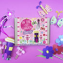 Personalised Into The Fairy Garden Craft Kit