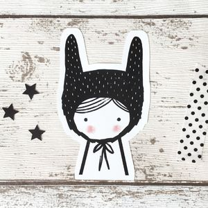 Agnes Small Wall Sticker