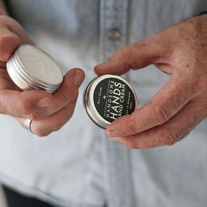 'Handsome Hands' Hand Cream - secret santa gifts