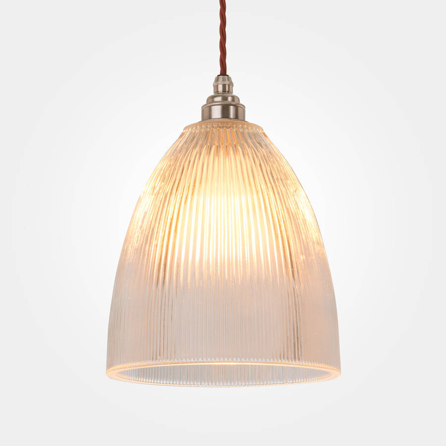 Prismatic Vintage Pendant Light Large By Artifact Lighting