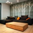 Winter Trees Wall Sticker