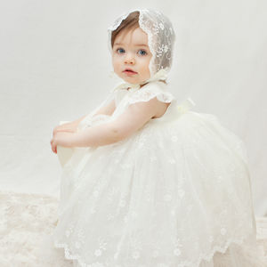 Ava Christening Dress - christening wear
