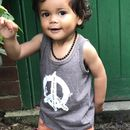 'One Love' Children's Tank Vest