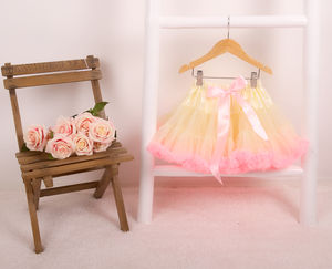 Ice Cream Sundae Pettiskirt - skirts