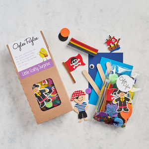 Pirate Adventure Party Bag - party bags and ideas