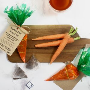 Tea Carrot Twin Pack Gift Set - what's new