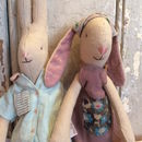 Maileg Charlotte And Jacob Bunny Toy