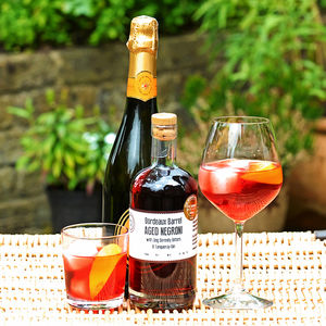 Prosecco Cocktails - birthday gifts