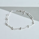 Double Bead Anklet
