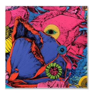 Matching Eden Garden Pocket Square 10