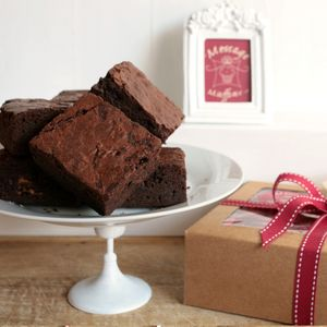 Dorset Chocolate Brownies