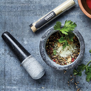 Marble Pestle And Mortar - kitchen accessories