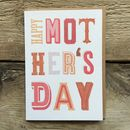Happy Mothers Day Letters