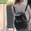 Laura Two In One Backpack