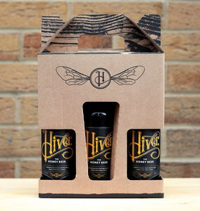 Gift Set Of Three Honey Beers - drinks connoisseur