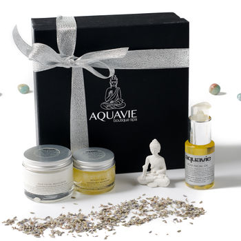 Professional Organic Spa Gift Box