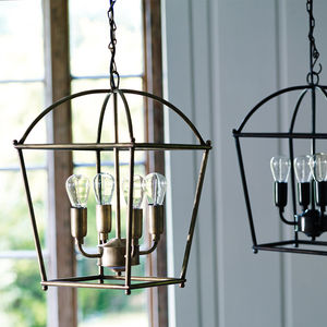 Bampton Glassless Pendant - ceiling lights
