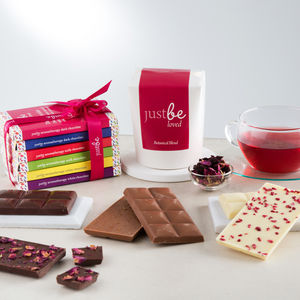 Chocolate Collection And Loved Herbal Tea - brand new partners