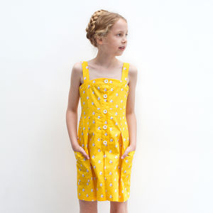 Wigwam Pinafore - dresses