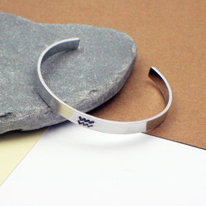 Personalised Star Sign Bracelet - bracelets & bangles